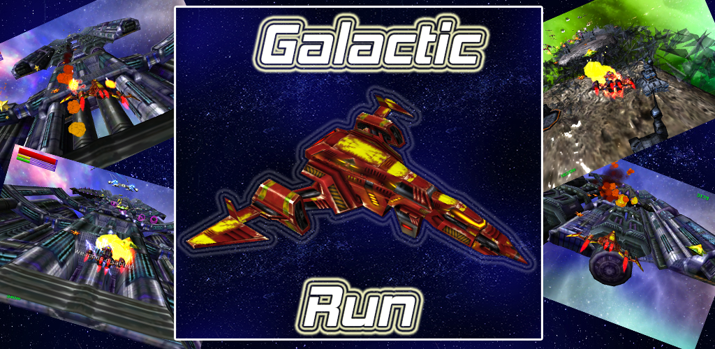 Galactic Run Android iOS Windows PC Mac OS